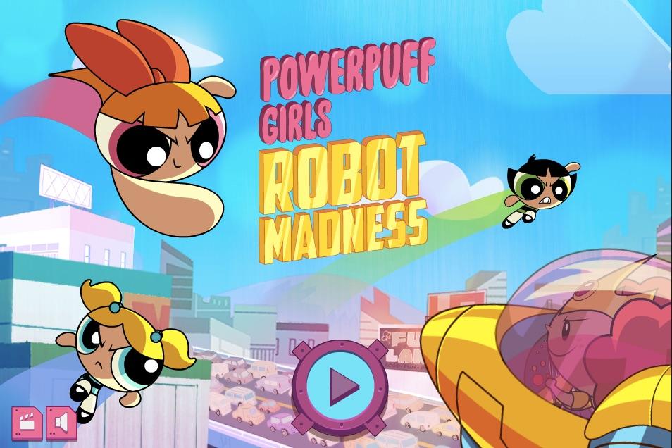 Powerpuff Girls Games Games Kids Online