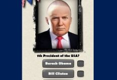 President of the USA Quiz