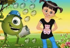 Monster University Games