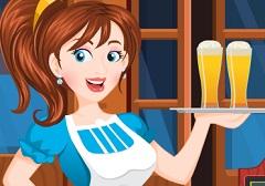 Pretty Waitress