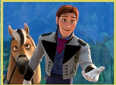Prince Hans and Horse Puzzle