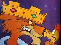 Prince John Angry Puzzle