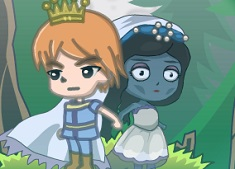 Prince Save Corpse Bride