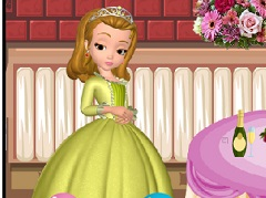 Princess Amber Easter Room Decor