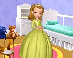 Princess Amber Room Decor