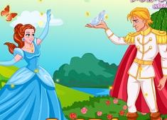 Princess and Prince Dress Up