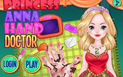 Princess Anna Hand Doctor