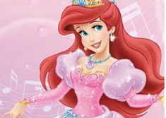 Princess Ariel Memory Cards