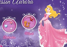Princess Aurora Friends