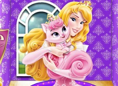 Princess Aurora Palace Pet