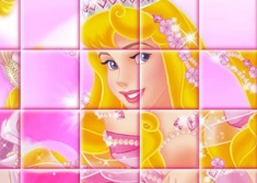 Princess Aurora Rotate Puzzle