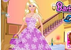 Princess Barbie Dress Up