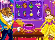 Princess Belle Magic Cure