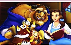 Princess Belle Puzzle