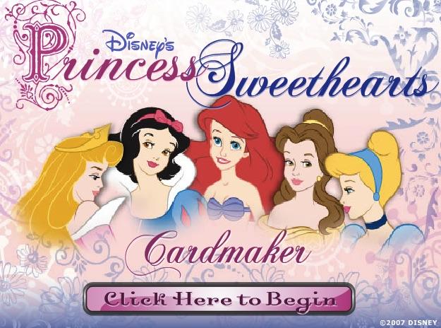 Princess Cardmaker