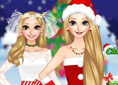 Princess Christmas Wedding