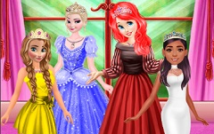 Princess Color Dress