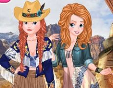 Princess Country Style