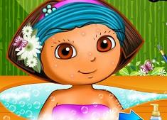 Princess Dora Royal Makeover