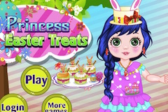Princess Easter Treats