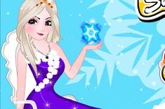 Princess Elsa Snow Spa Makeover