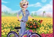 Princess Elsa Spring