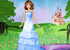 Princess Fantasy Dress Up