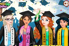 Princess Fashion Graduation
