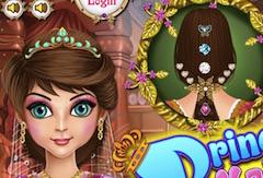 Princess Hairdo