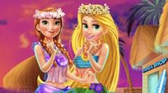Princess Hawaii Style
