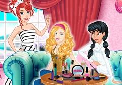 Princess Highschool Makeup Party