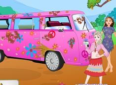 Princess Hippie Van Wash