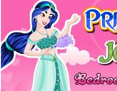 Princess Jasmine Bedroom Cleaning