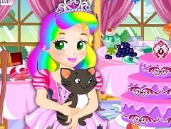 Princess Juliet Party