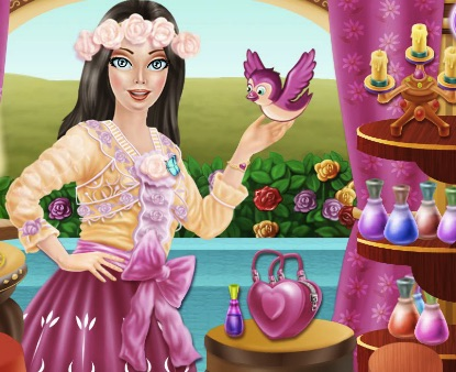 Princess Makeup Room