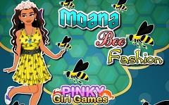 Princess Moana Bee Fashion