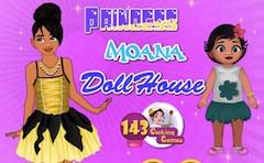 Princess Moana Dollhouse