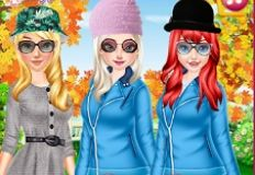 Princess Modern Autumn Outfits