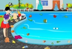 Princess Palace Pool Cleaning