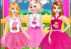 Princess Peppa Pig Theme…