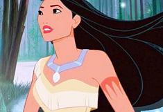 Princess Pocahontas Memory Cards
