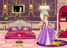Princess Rapunzel Favorite Room