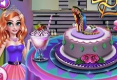 Princess Shoe Cake