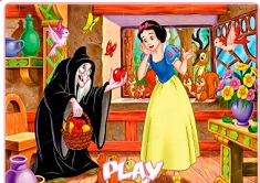 Princess Snow White Hexa Puzzle