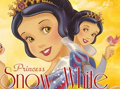 Princess Snow White Memory Cards