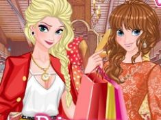 Princess Spring Shopping…