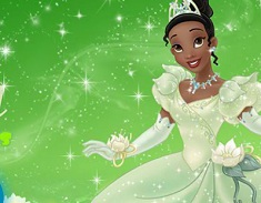 Princess Tiana Memory Cards