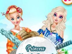 Princess Travel Around the World