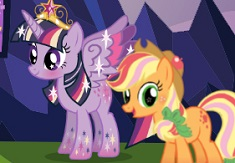 Princess Twilight Sparkle Kingdom Celebration