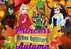 Princess Urban Outfitters Autumn